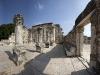 Kapernaum - antický chrám.