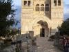 Kostel na hoře Tábor.