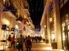 Mamilla - nejprestižnější obchodní ulice v Jeruzalémě.