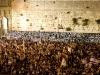 Zeď nářků - významné místo Izraelitů.