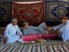 U beduínů.