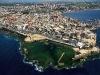 Akko - staré město a přístav.