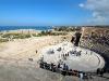 Caesarea - římské divadlo.