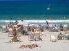 Pláže u středomoří.