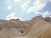 Hora Sodom v jižní čísti Mrtvého moře.