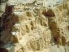Masada - pohled na celý komplex.