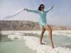Krása Mrtvého moře.
