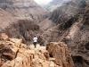 Judská poušť - Dragot kaňon.